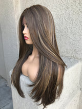 California Lace Front Wig