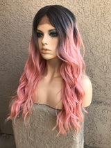 Peaches Lace Front Wig