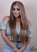 Xenia Lace Front Wig