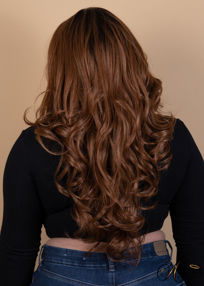 Party Lace Front Wig (Free Part)