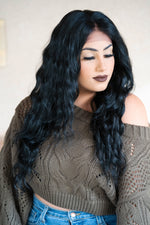 Brittney Lace Front Wig (Free Part)