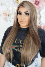Yadi Lace Front Wig