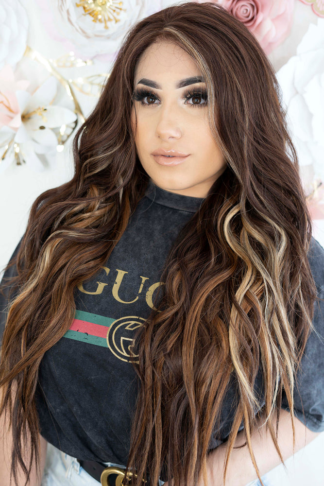 Costosa Lace Front Wig (Free Part)