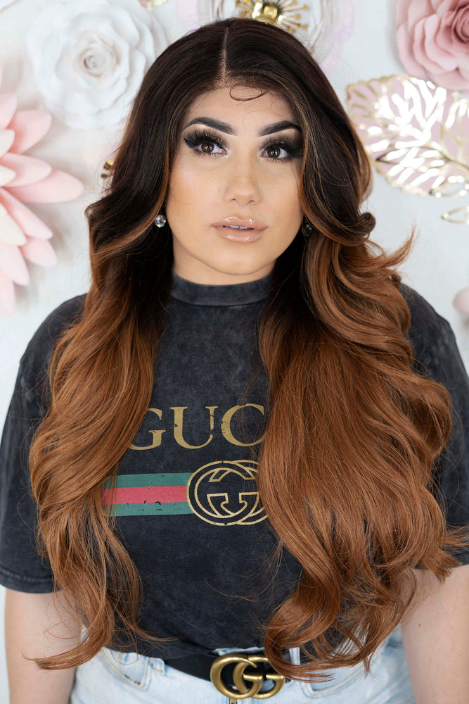 Image Lace Front Wig