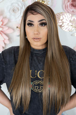 Clavelle Lace Front Wig