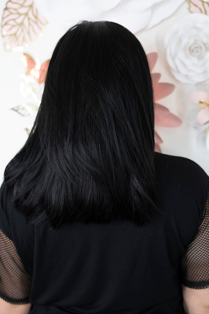 Hollywood Lace Front Wig (Free Part)