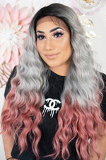 Bossy Lace Front Wig