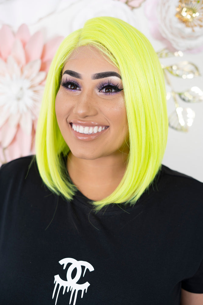 Highlight Lace Front Wig
