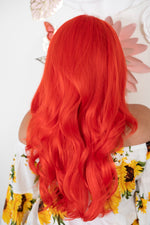 Roja Lace Front Wig (Free Part)