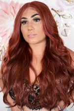 Davila Lace Front Wig