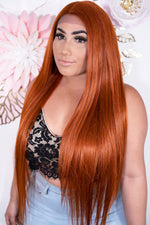 Chandler Lace Front Wig