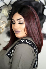 Wednesday Lace Front Wig