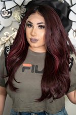 Anessy Lace Front Wig