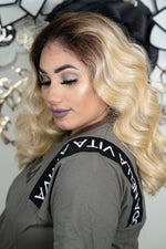 Viviana Lace Front Wig (Free Part)