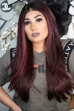 Timeless Lace Front Wig