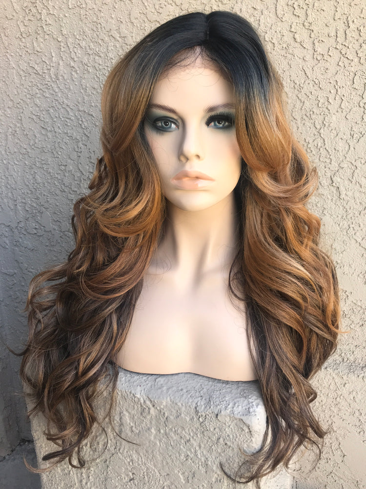 Kelly Lace Front Wig