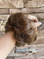 Messy Bun Medium Brown PT109