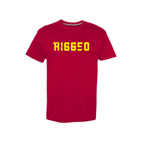 Rigged X-Temp T-Shirt - RED