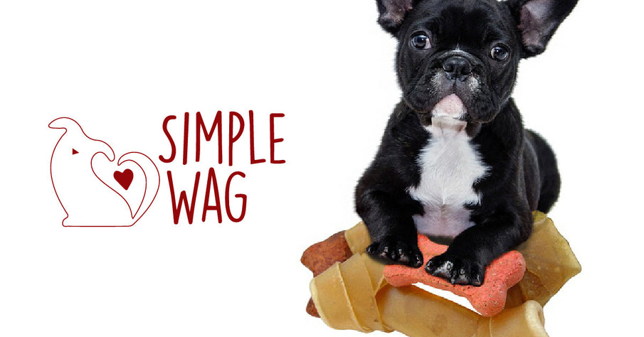 All-Natural Dog Treats- Why SimpleWag Is Right For Your Dog