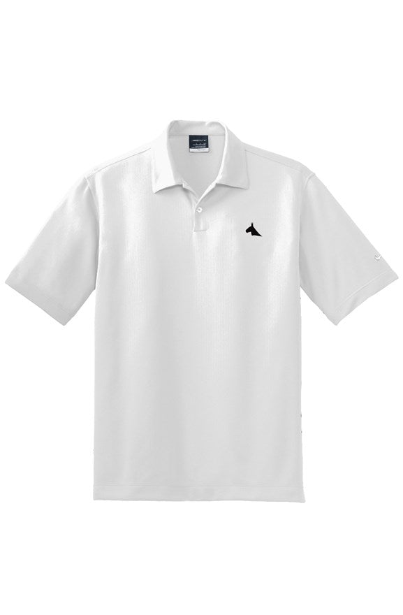 MM Nike Polo White