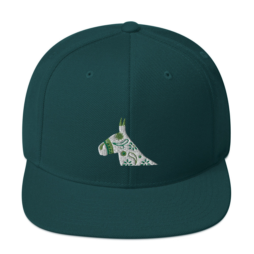 Mexican Mule Snapback Hat