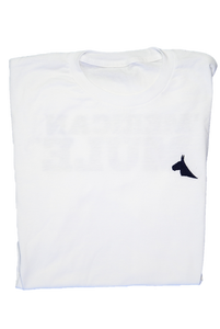 Men's Mule Head Tee - White