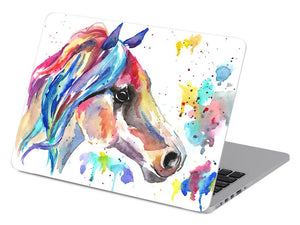 See our brand new Horse in Watercolor design just on time for Easter!