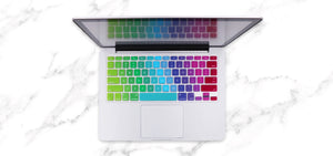 Silicone Keyboard Protectors for All MacBooks
