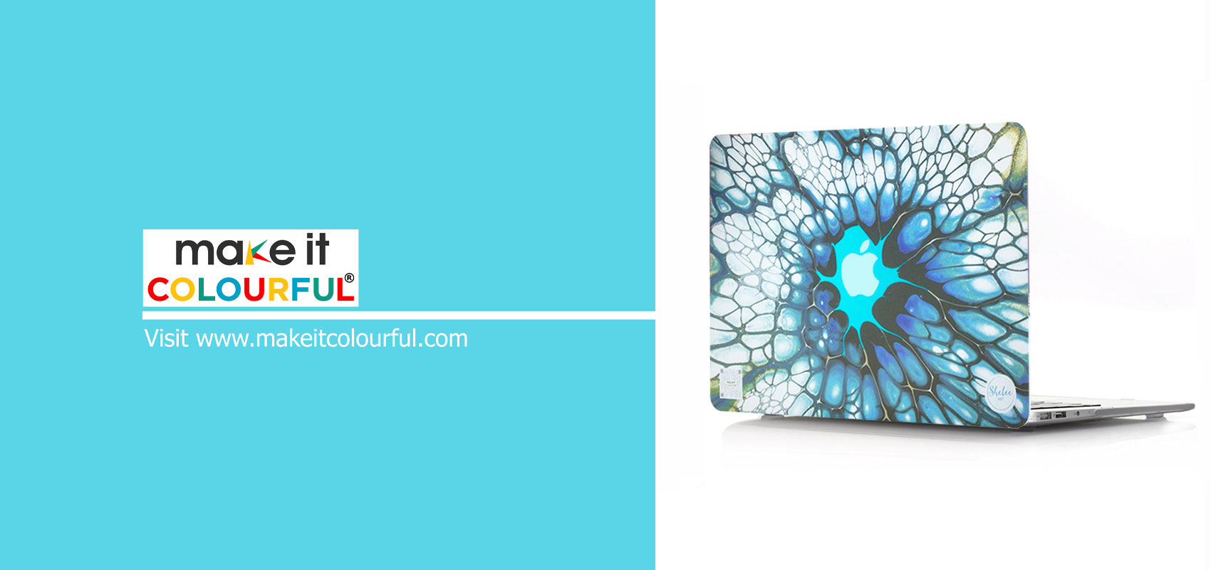 MacBook Case Collection | Digital accessories - Make It COLOURFUL®