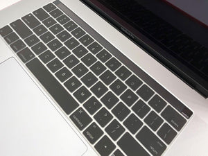 Silicone Keyboard Protectors For New MacBook Pro 13 and 15 With Touchbar - Make it COLOURFUL