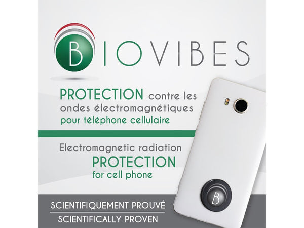 Cell Phone Chip from BioVibes - Make it COLOURFUL®