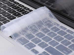 Silicone Keyboard Protectors For New MacBook Pro 13 Regular Touches or Retina 12 - Make it COLOURFUL