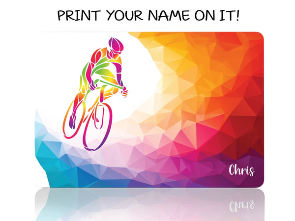 Cycling My Passion - Man - Make it COLOURFUL®