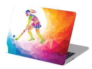 Field Hockey My Passion - Woman - Make it COLOURFUL®
