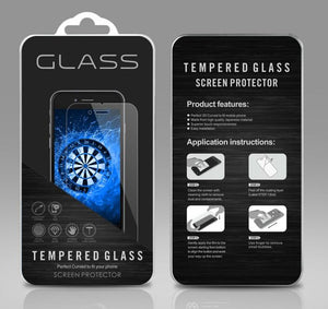 Super Anti-Shock Tempered Glass for iPhones 6-6s-7-8 - Make it COLOURFUL®