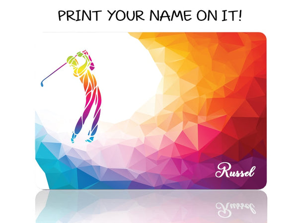 Golfing My Passion - Make it COLOURFUL