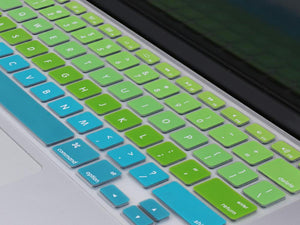 Silicone Keyboard Protectors For Old MacBook Air 13/Pro Retina 13 - Make it COLOURFUL