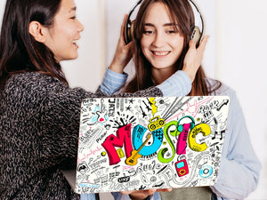 Graffiti Music - Make it COLOURFUL®