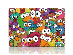 Graffiti Teen Birds Bundle - Make it COLOURFUL®