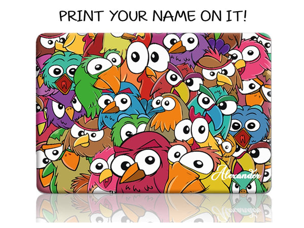 Graffiti Teen Birds Bundle - Make it COLOURFUL