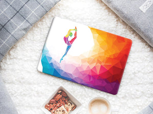 Gymnastics Arabesque My Passion - Woman - Make it COLOURFUL®