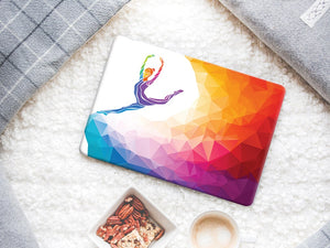 Gymnastics Leap My Passion - Make it COLOURFUL