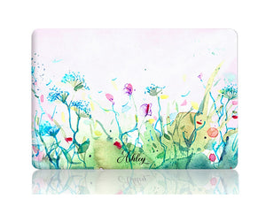 Japonese Garden in Watercolors - Make it COLOURFUL