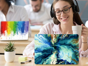 Land-Sea Oil Painting - Make it COLOURFUL®