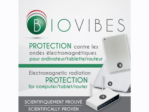 Laptop, Tablet and Router Chip from BioVibes
