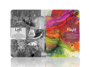 Left and Right Brain - Make it COLOURFUL