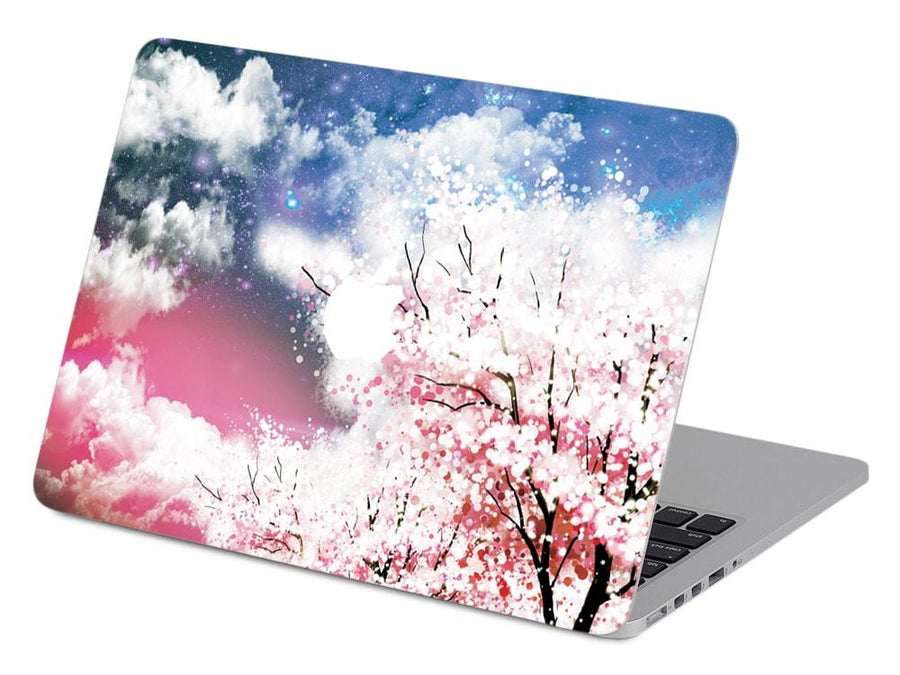 Cherry Blossom in the Clouds - Mac me colourful