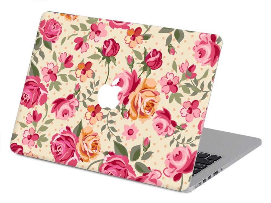 Classical Flowery Wallpaper (2) - Mac me colourful