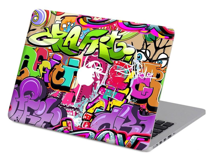 Graffiti Graffiti - Mac me colourful