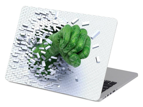 Hulk Fist 3D - Mac me colourful